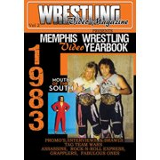 1983 Memphis Wrestling Video Yearbook Vo [DVD] by Music Video Dist