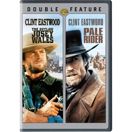 The Outlaw Josey Wales / Pale Rider (DVD)
