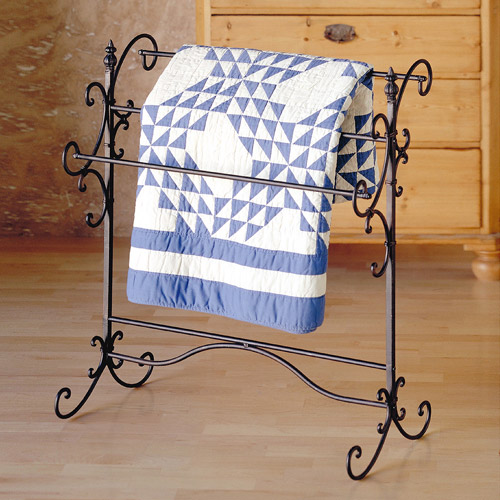 Southern Enterprises Martinique Blanket Rack