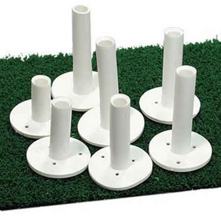 - Dura Rubber Golf Tee 3'' (5 Pack)