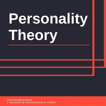 Personality Theory - Audiobook