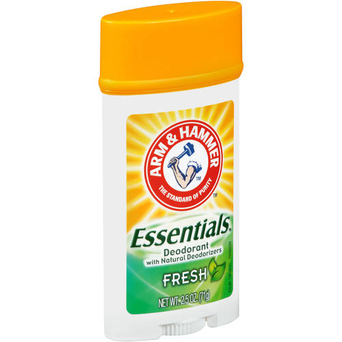 Arm & Hammer™ Essentials™ Fresh Deodorant with Natural Deodorizers 2.5 oz. Stick