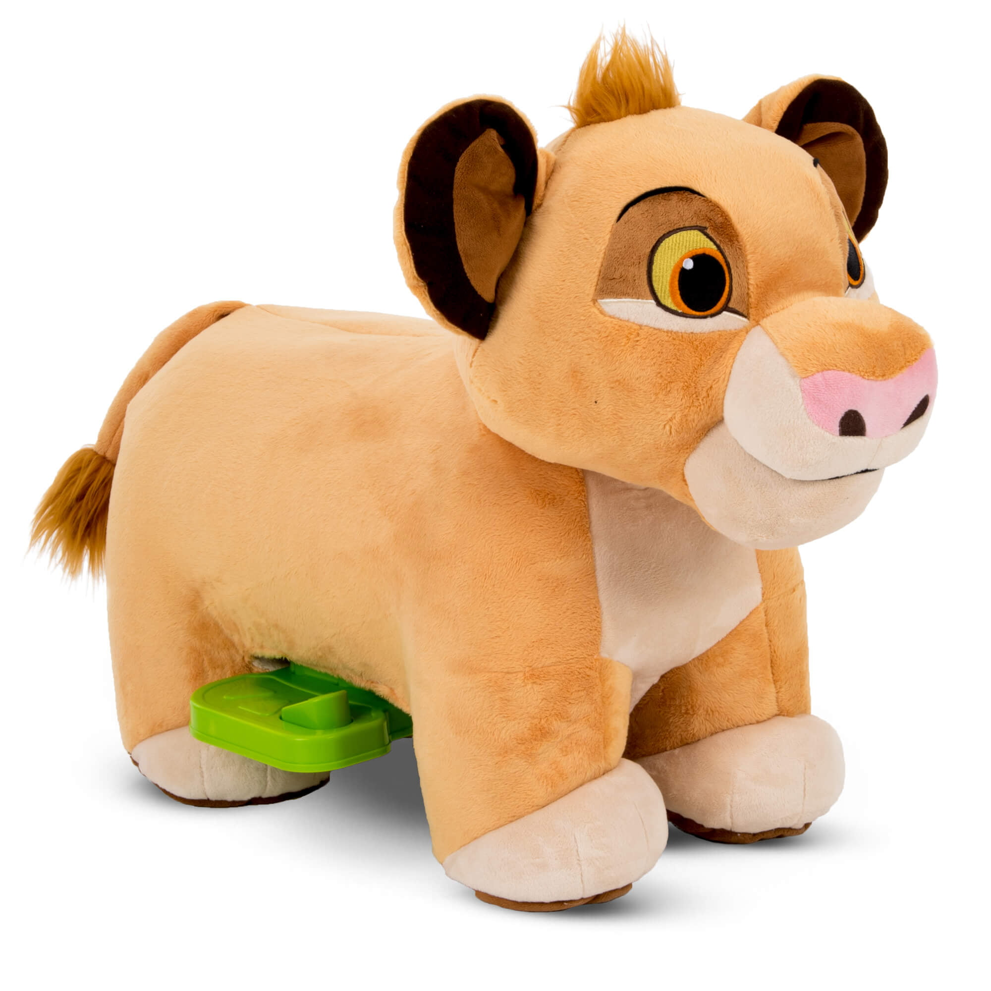 Disney Lion King Simba 6V Plush Ride-On Toy for Toddlers by Huffy by Huffy