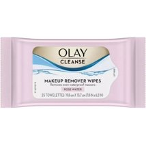 Facial Cleansing Wipes: Olay Makeup Remover Wet Cloths