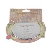 "Pink Ribbon ""Survivor"" Adjustable Silver-tone Bracelet Hope Love Survival Faith by Jewelry Nexus"