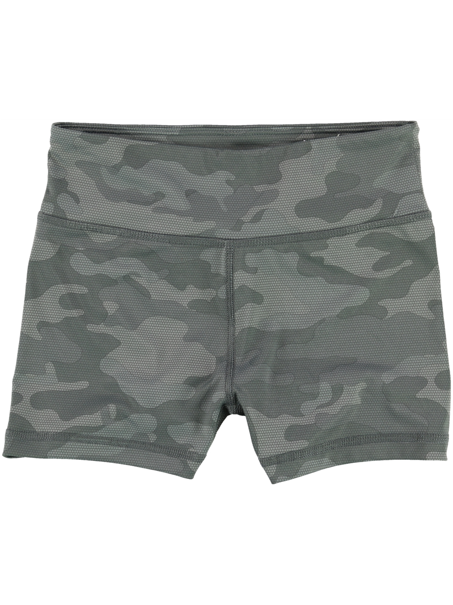 Aeropostale Juniors Vollyball Camo Athletic Compression Shorts 001 Xs - Juniors