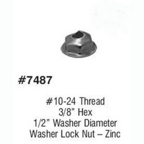 LSP Products 7487R Washer Lock Nut #10-24