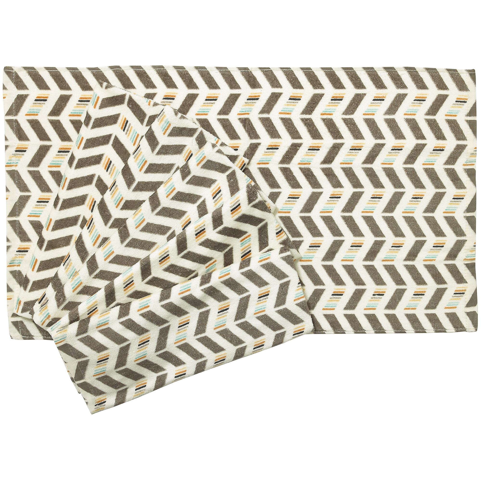 Better Homes and Gardens Herringbone Kitchen Towel, Set of 6 by Generic