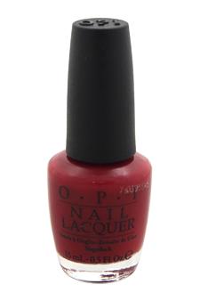 Nail Lacquer - # NL H02 Chick Flick Cherry - 0.5 oz Nail Polish