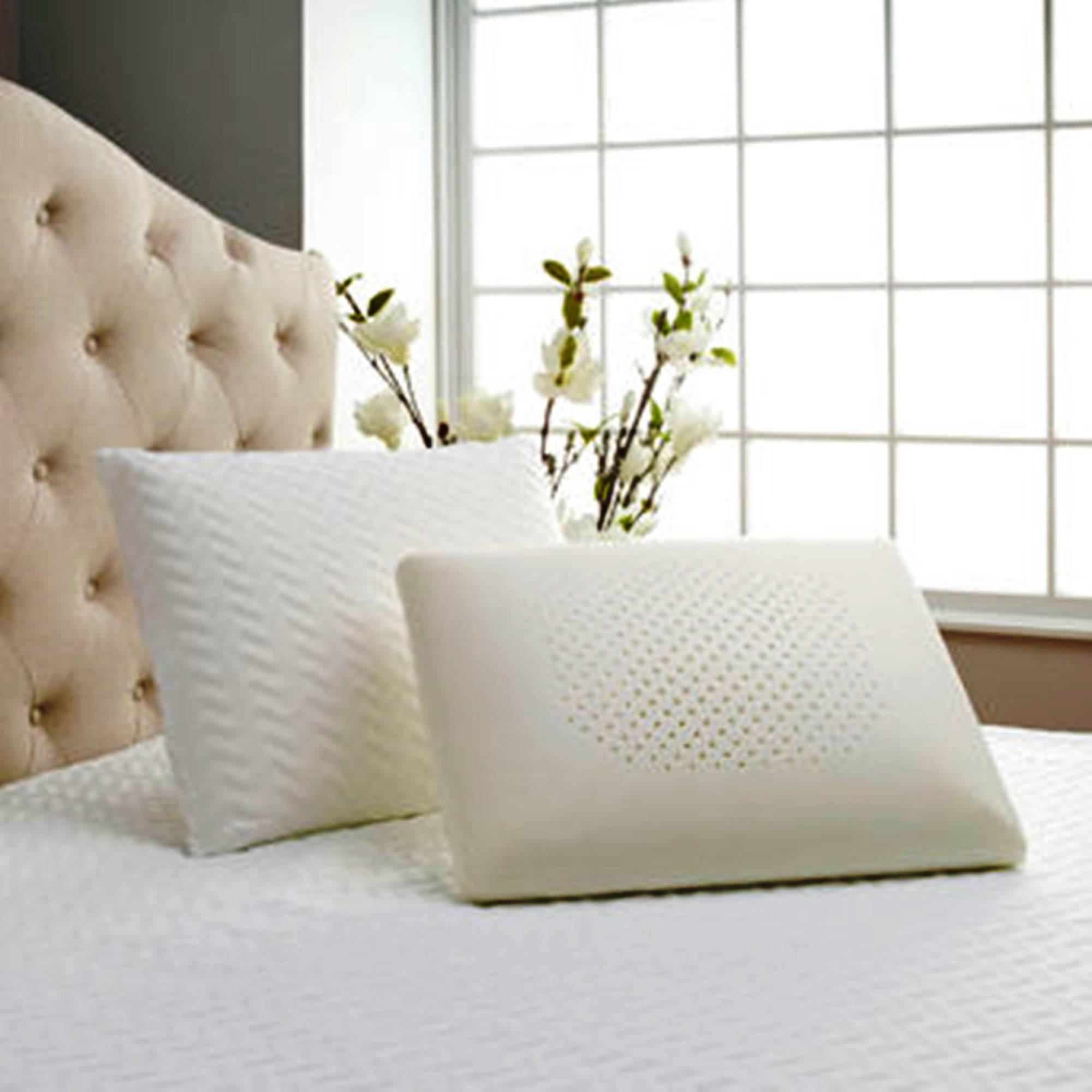 Isotonic Serene Comforttech Foam Pillow Traditional Side Sleeper