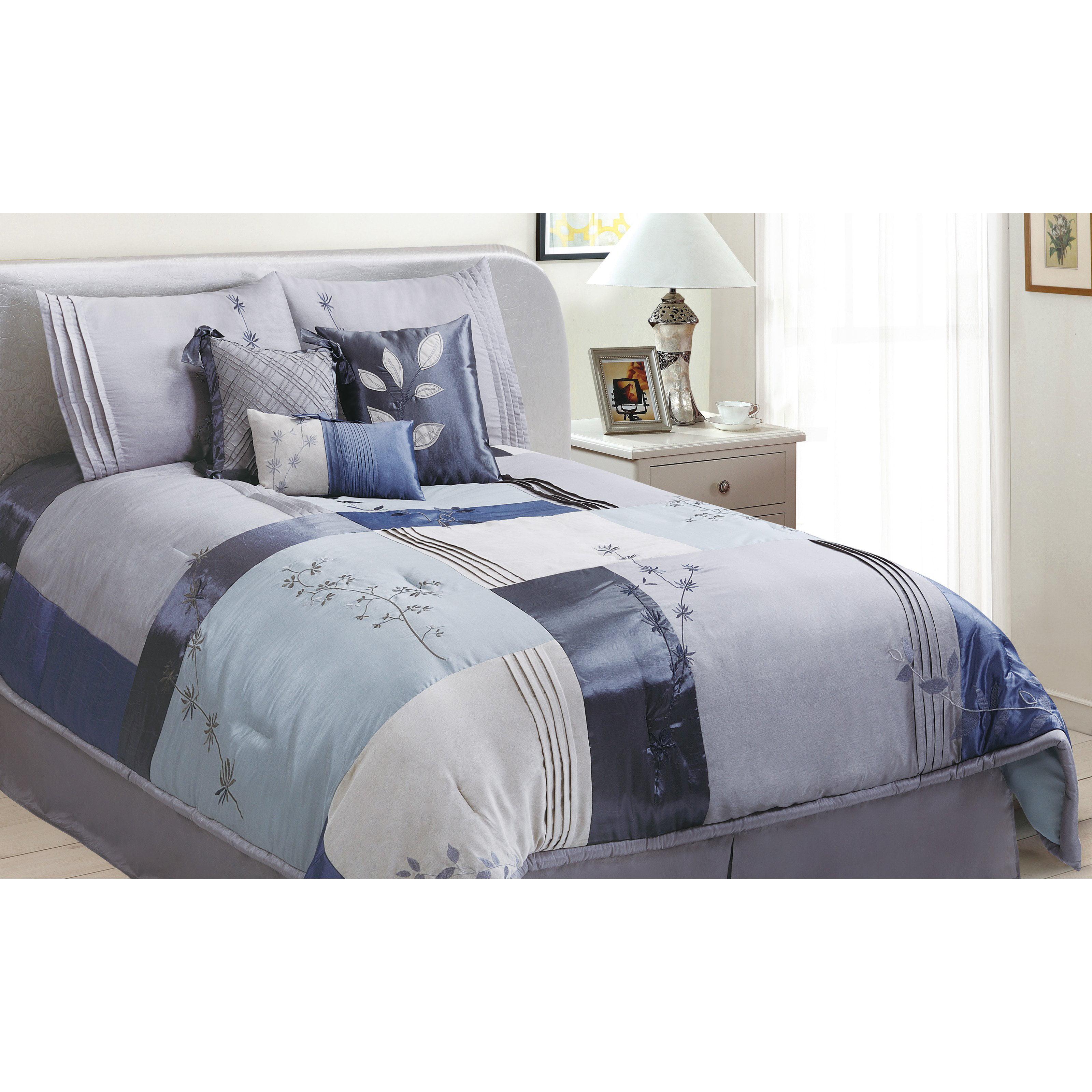 back to nature piece complete comforter set  walmartcom -