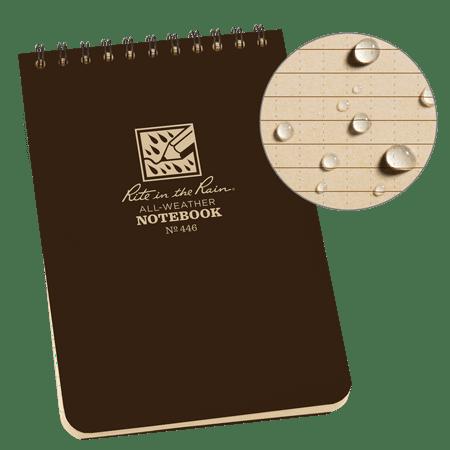 Bulk Notepads (Rite in the Rain Weatherproof Notebook, 4