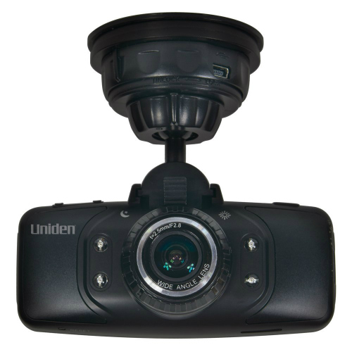 Uniden DC3 Full HD Dash Cam with GPS Geotagging