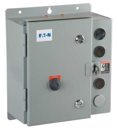 NEMA Magnetic Motor Starter EATON ECN0512CAA-R63/C