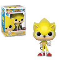 Funko POP Games-Sonic The Hedgehog-Super Sonic