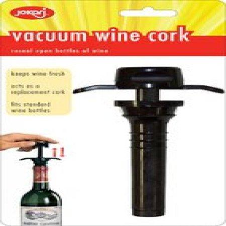 Wine Air Vac Pump Cap Size Ea Walmart Com