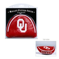 Team Golf NCAA Oklahoma Golf Mallet Putter Cover