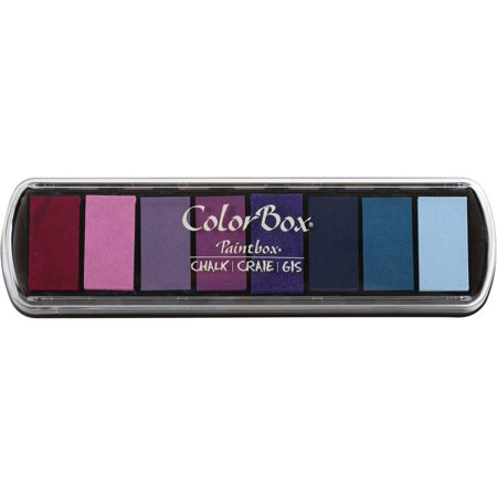 ColorBox Fluid Chalk Inkpad Paintbox Blossom Pastl