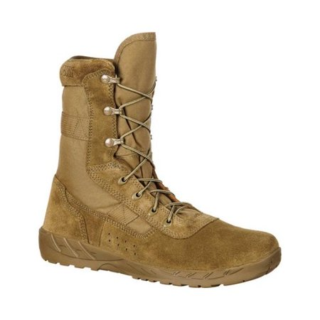 Men's Rocky C7 CXT Lightweight Commercial Military Boot RKC065](Military Boots For Kids)