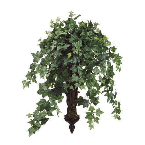 Tori Home Ivy Hanging Plant in Basket