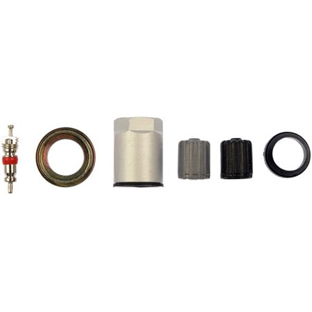 Dorman 609-102.1 TPMS Service Kit ReplacementGrommet, Washer, Valve Core and Cap