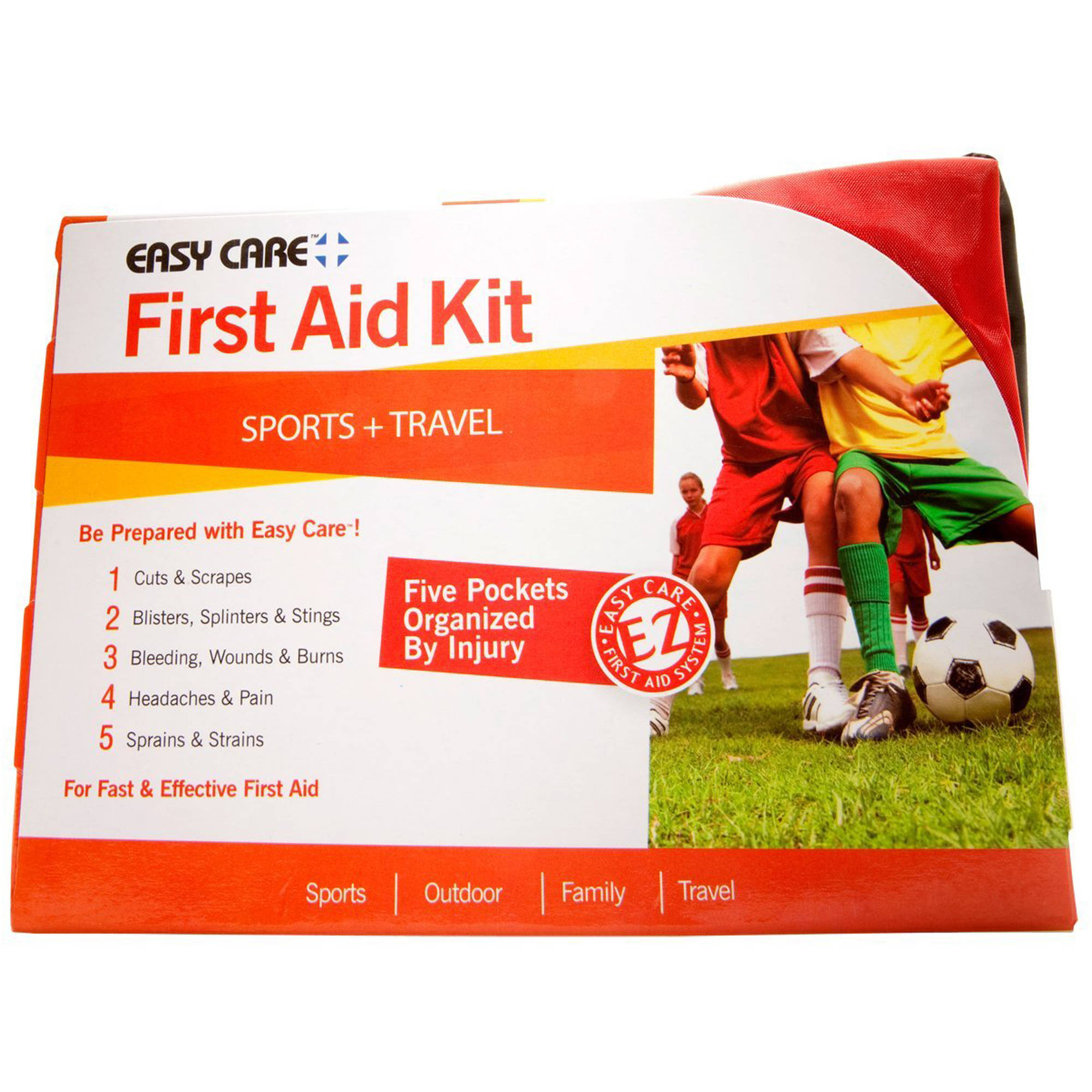 Adventure Medical First Aid Kit, EZ Care Sport