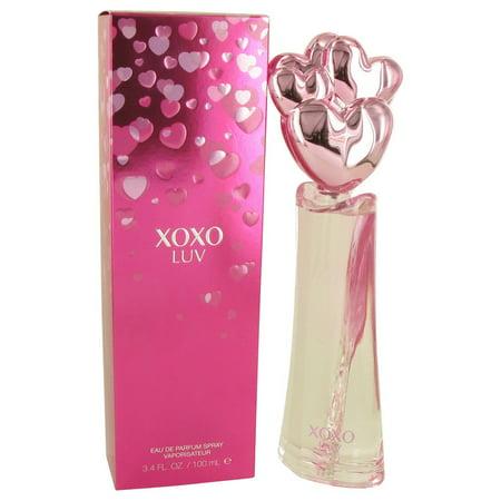 Victory International XOXO Luv Eau De Parfum Spray for Women 3.4 -