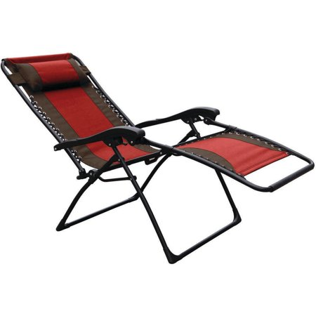 Seasonal Trends Chair Essentials Patio Extra Large Red Tan