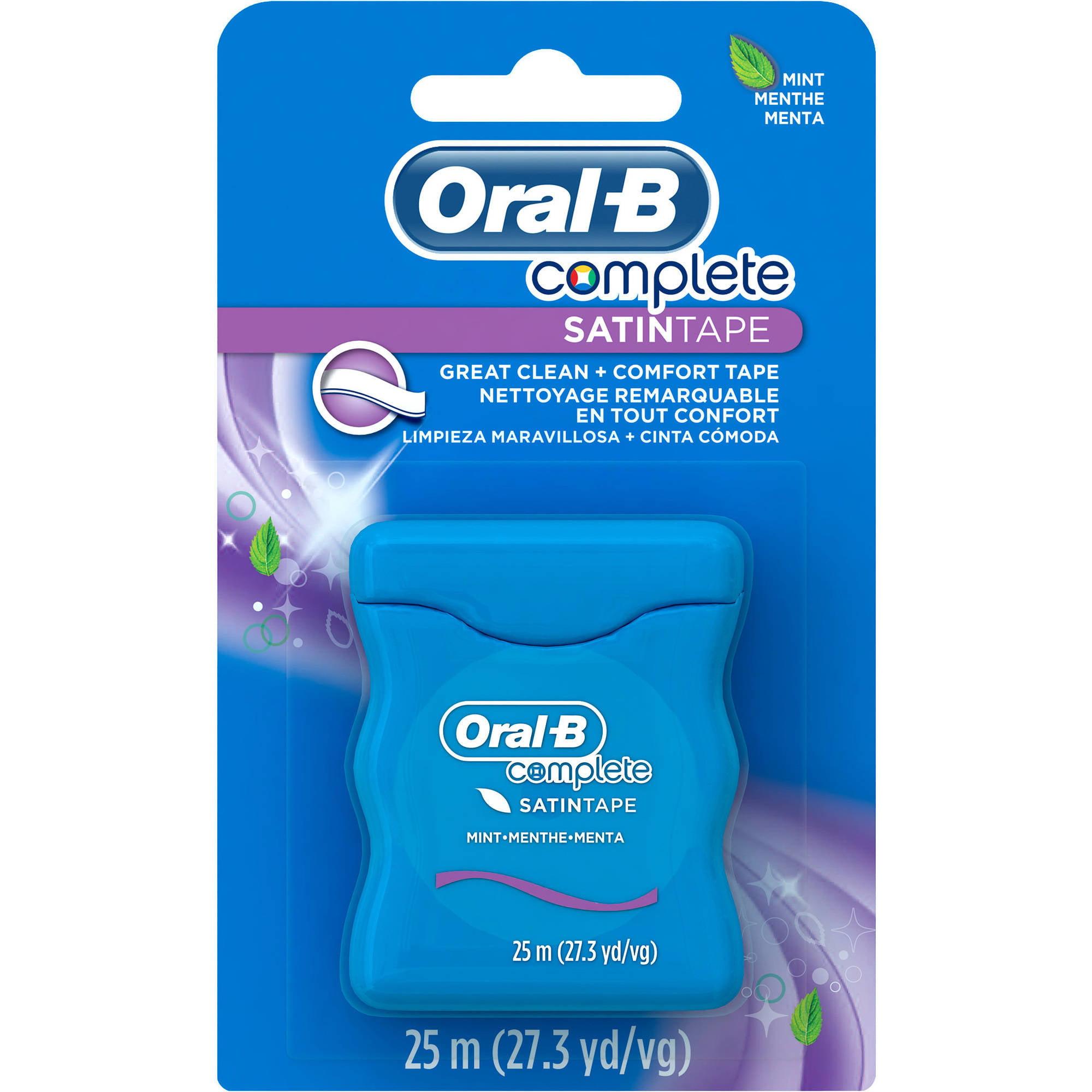 Oral B Satin Tape - 1 Ct