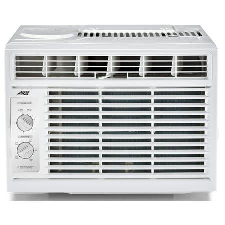 Arctic King 5,000 BTU 115V Mechanical Window Air Conditioner, WWK05CM01N