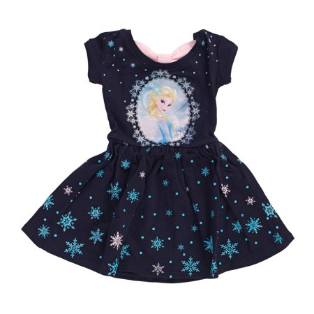 Disney Frozen Elsa Picture Perfect Girls Dress | 7