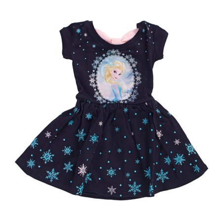 Disney Frozen Elsa Picture Perfect Girls Dress | 5 - Disney Frozen Girls Dress
