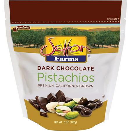 Setton Farms Dark Chocolate Pistachios - 04810-3 (Setton Farms Pistachios)