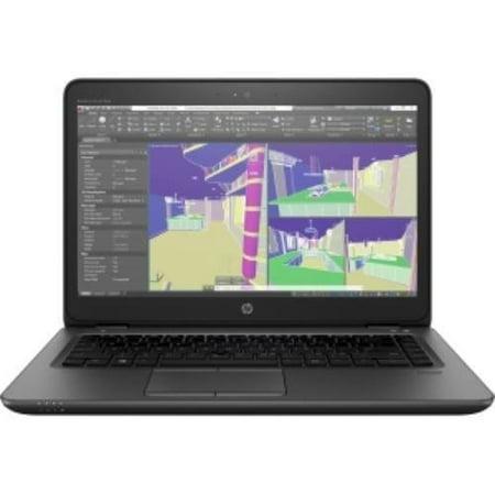 - Refurbished HP Grade A ZBook 14 Mobile Workstation 14
