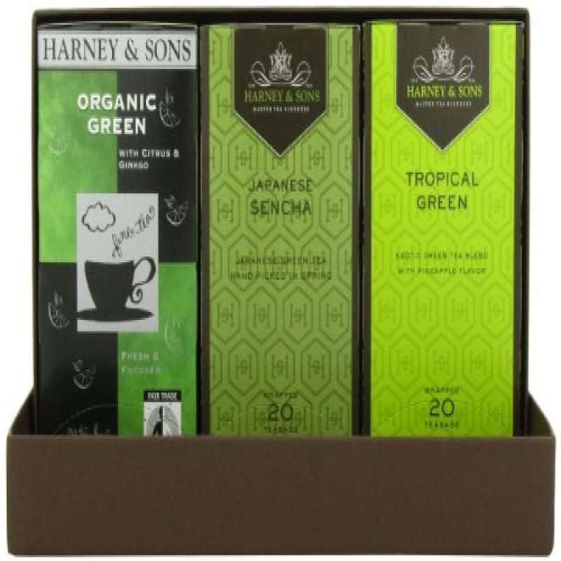 Harney & Sons Green Tea Trio Sampler