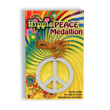 Halloween Peace Medallion - Halloween Medallions