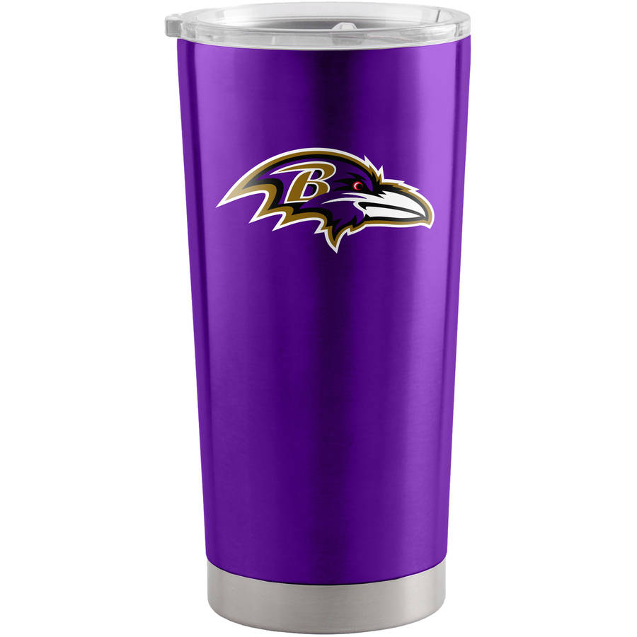 NCAA NFL Baltimore Ravens 20 oz Ultra Tumbler