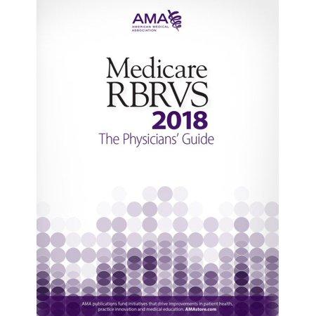 Medicare Rbrvs 2018