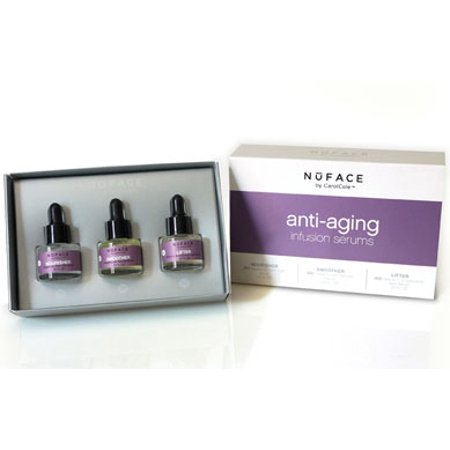 NuFACE Anti-Aging Infusion Serums - 3 Piece Set