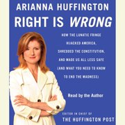Right Is Wrong - Audiobook
