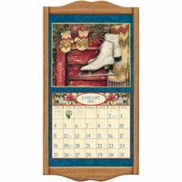 "Lang ""Oak"" Calendar Frame"