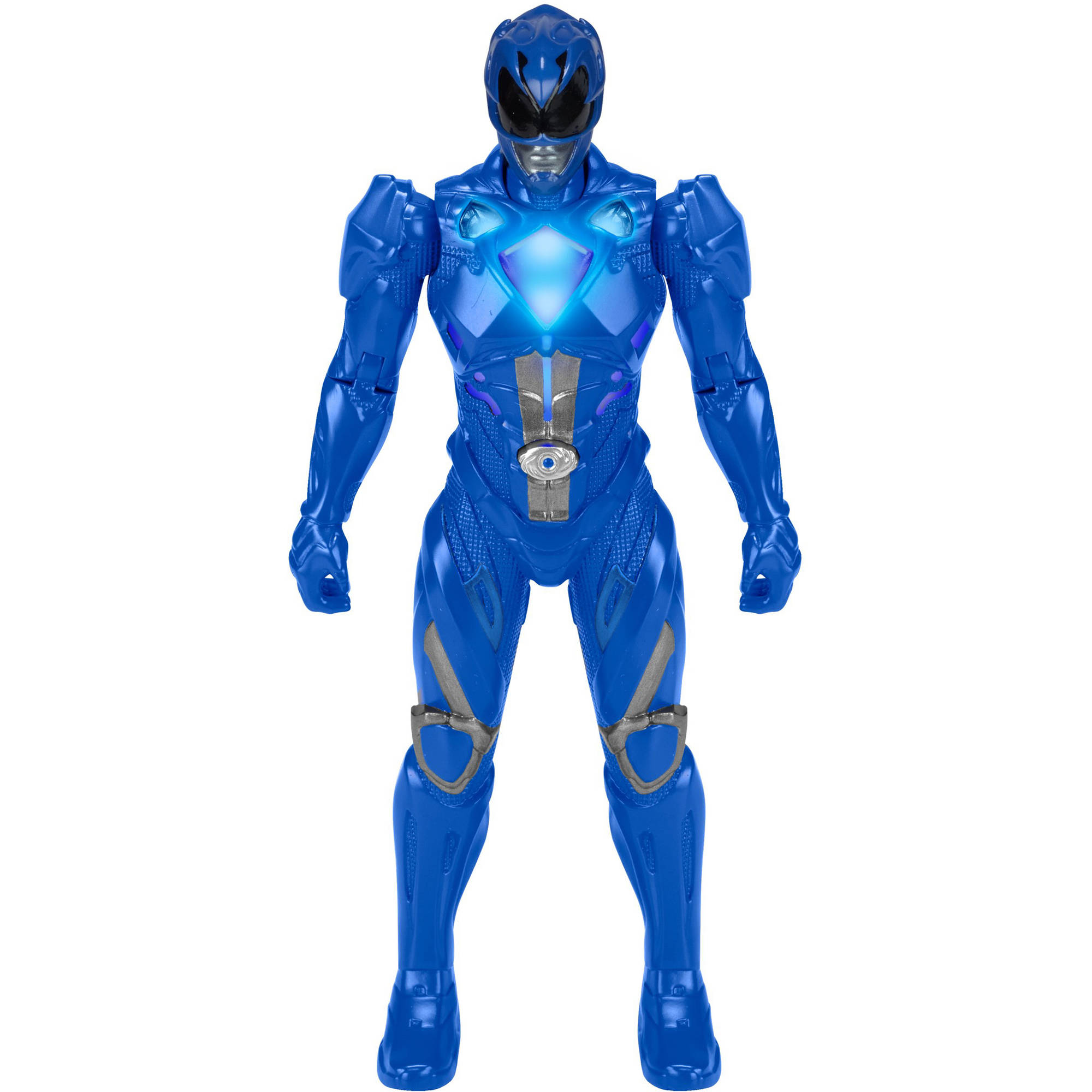 Power Rangers Movie Morphin Grid, Blue Ranger Figure