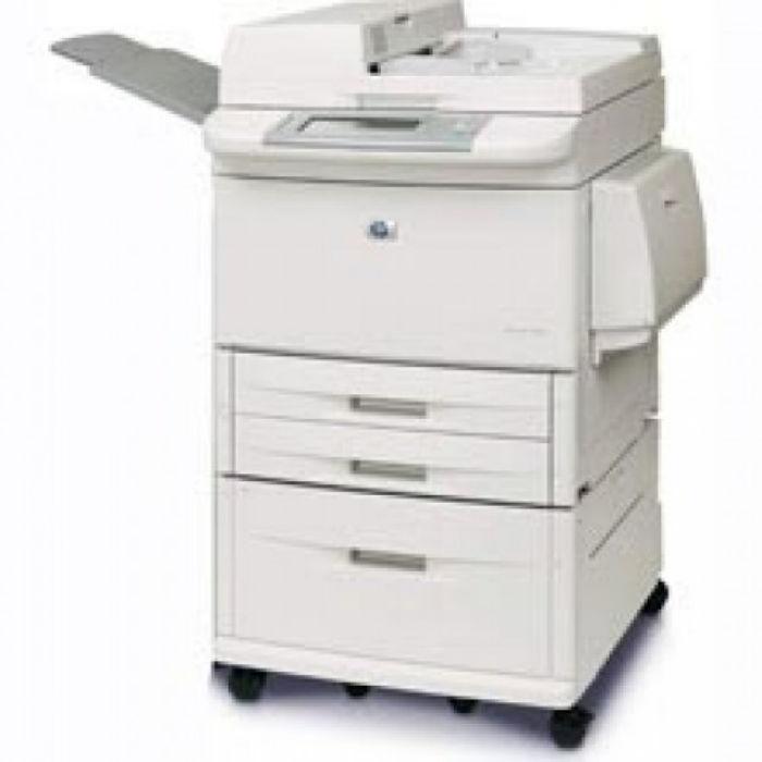 HP Refurbish LaserJet 9050MFP Scanner Copier Fax Laser Printer (Q3728A) Seller Refurb by AIM Distribution