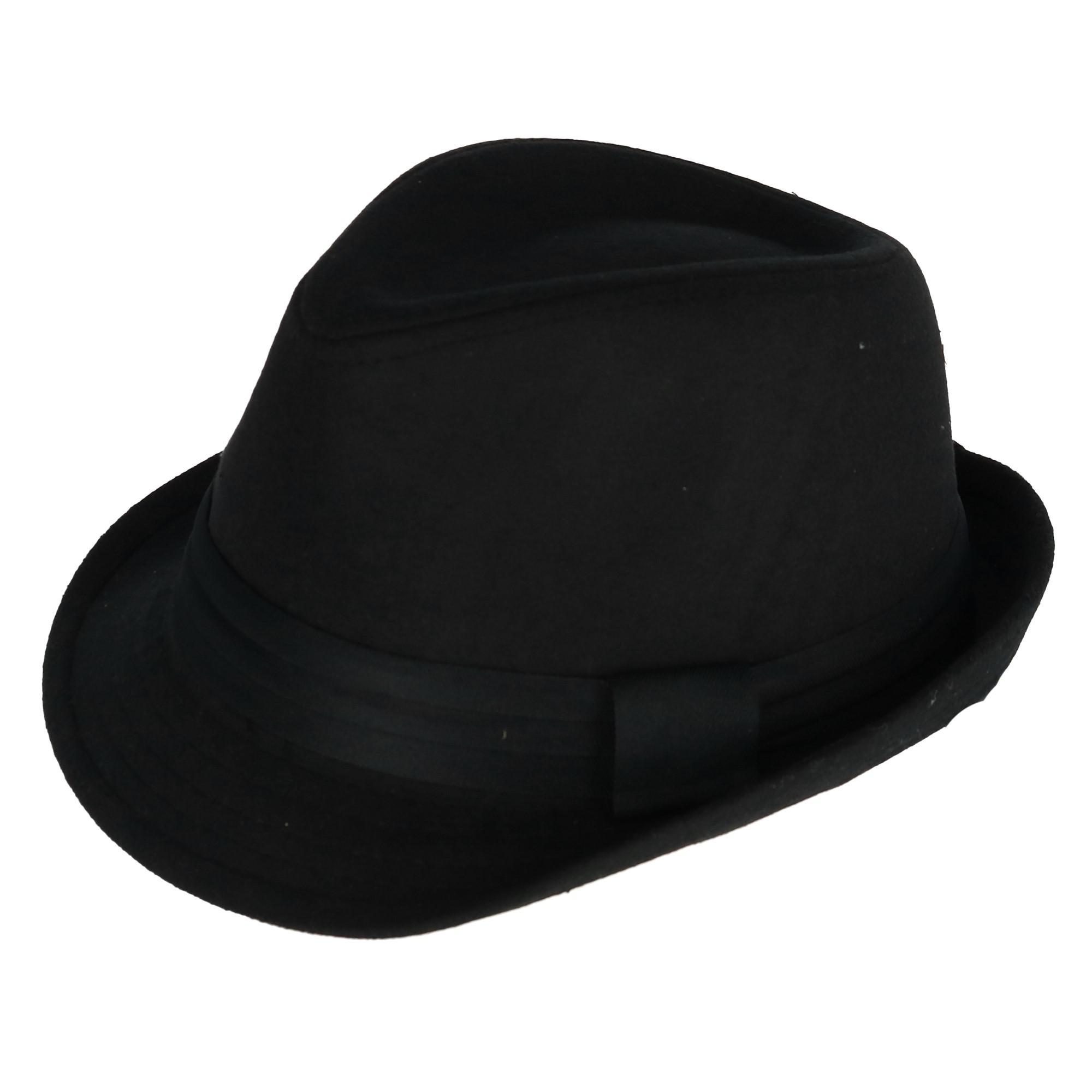Westend Unisex Fedora with Large Black Band 391572a0a61