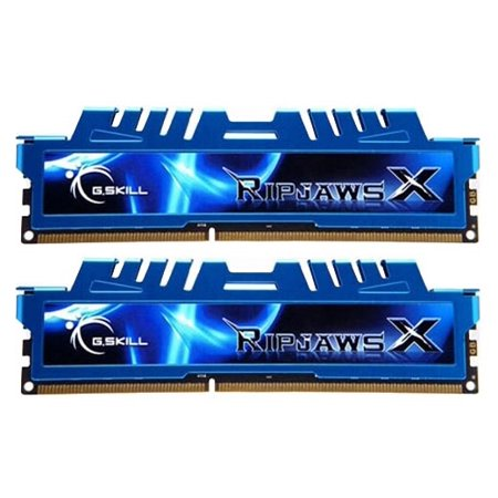 G.Skill F3-1600C9D-16GXM Ripjaws X 16GB (2x8GB) DDR3-1600MHz Memory