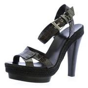Armani Collezioni Women's Ankle Strap Pumps