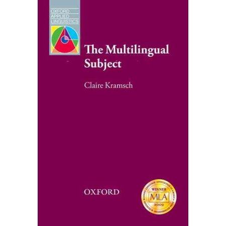 The Multilingual Subject
