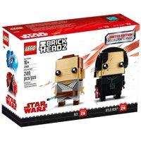 Star Wars Brick Headz Rey & Kylo Ren Set LEGO 41489