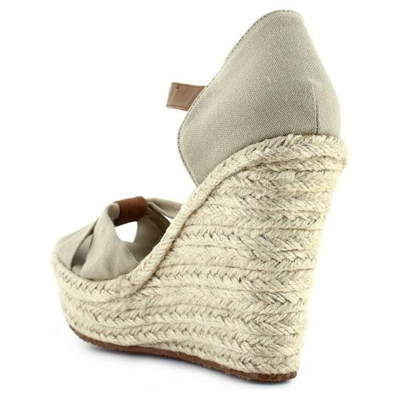 bb52211109fd Ceresnia - Ceresnia Adult Sand Ankle Strap Closure Wedge Trendy Sandals -  Walmart.com