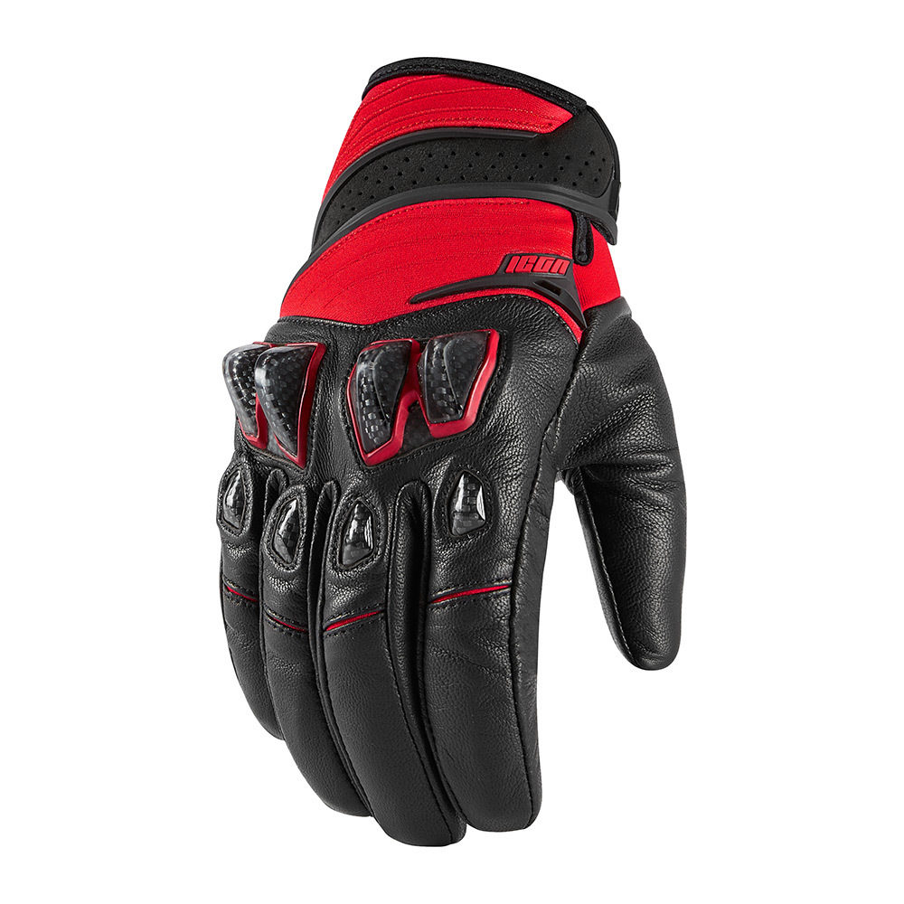 Icon Konflict Gloves Blue XL  3301-2937